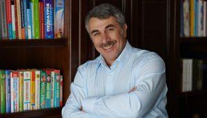 Известный детский врач – доктор Комаровский