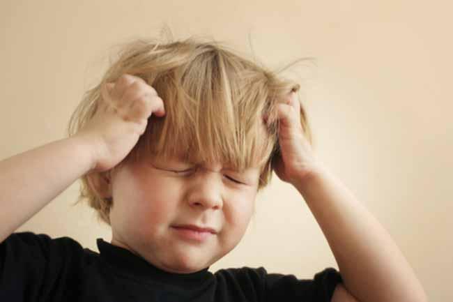 сильные головные боли