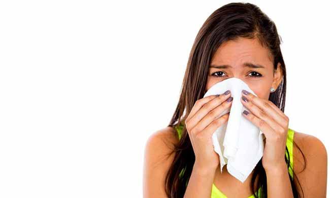 наблюдается аллергия